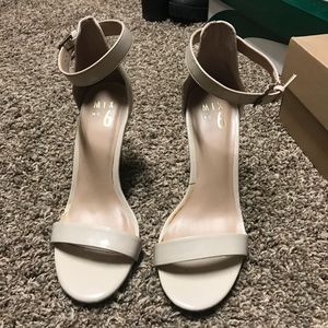 Miss Sixty Shoes - Heel sandals nude color